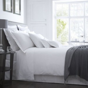 Brooklyn 300TC Button Hem Duvet Set