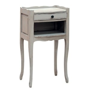 Apperley Open Bedside Table