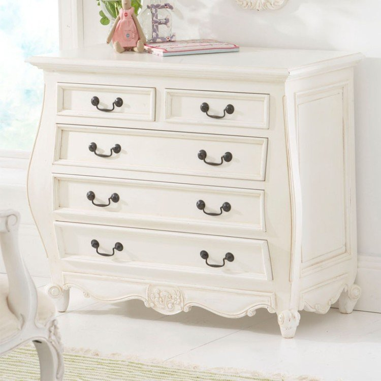 Chateau 2 over 3 Chest of Drawers