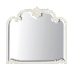 Chateau Overmantle Mirror