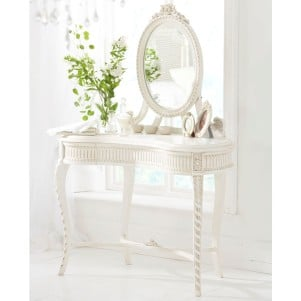 Chateau Ribbon Dressing Table