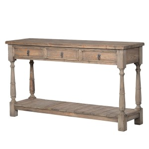 Kensington 3 Drawer Console Table