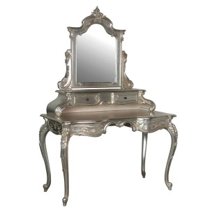 Tiffany Dressing Table with Mirror