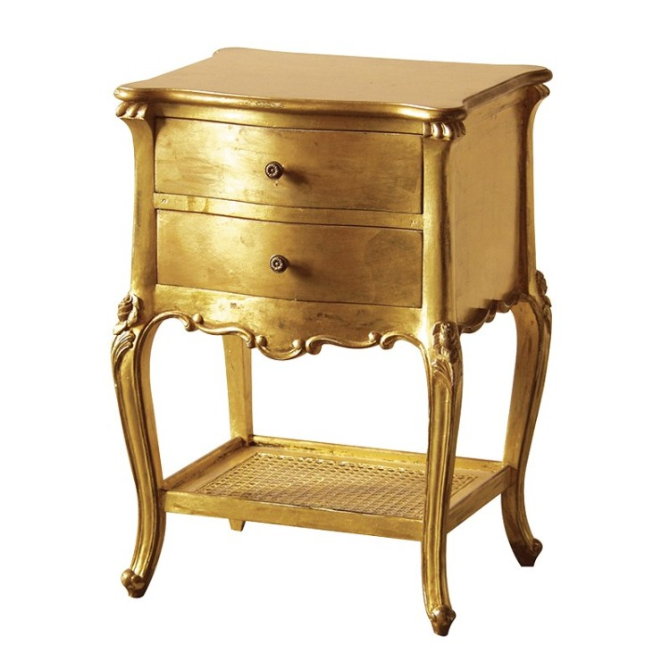 Keswick 2 Drawer Bedside Table