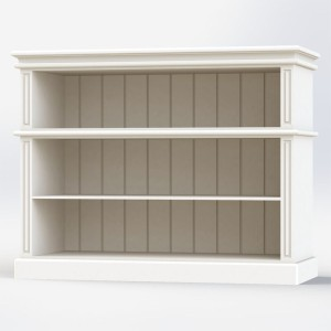 Dovecot Low Bookcase