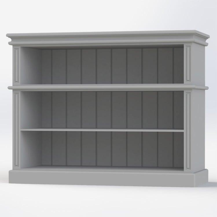Dovecot Low Bookcase