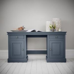 Dovecot Double Pedestal Desk