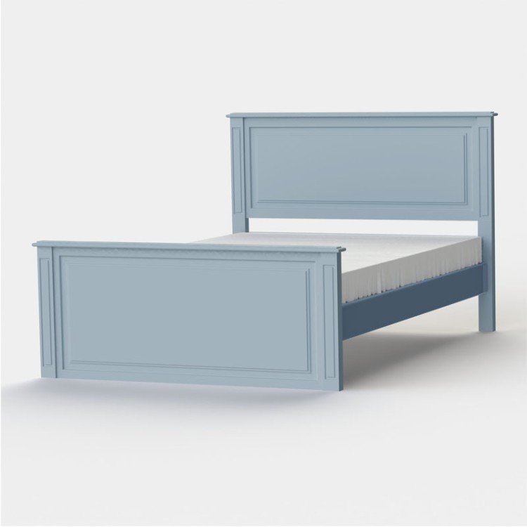 Dovecot High Foot End Bed