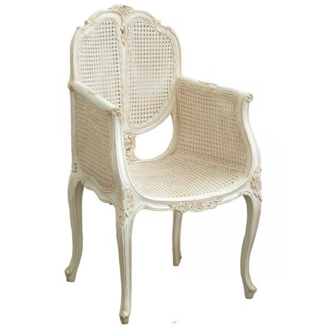Bedroom chair with rattan french chair french bedroom for Bamboo furniture uk