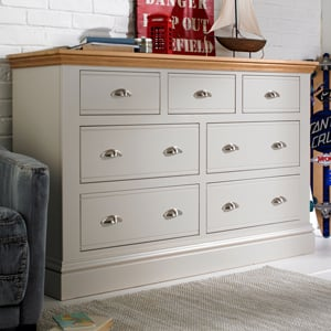 Lucy Willow goes the extra mile when creating handmade to order British furniture.