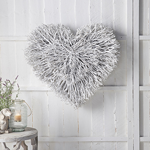 Win a Double Layer Twig Heart this September!