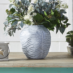 Win this Wavy Vase this December!